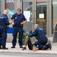 Stabbing Attack in Turku, Finland, Leaves Two Dead, Six Wounded - NBC News