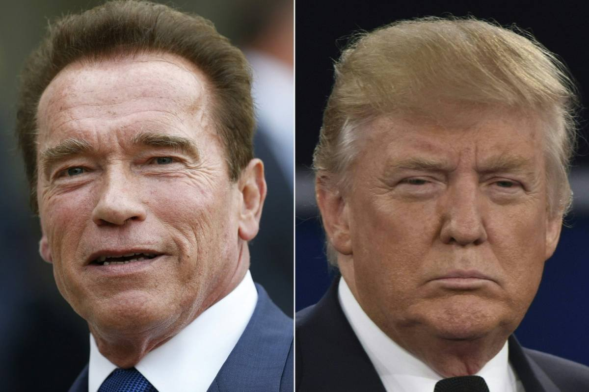Arnold Schwarzenegger tells Trump what he should have said after Charlottesville - The Washington Post